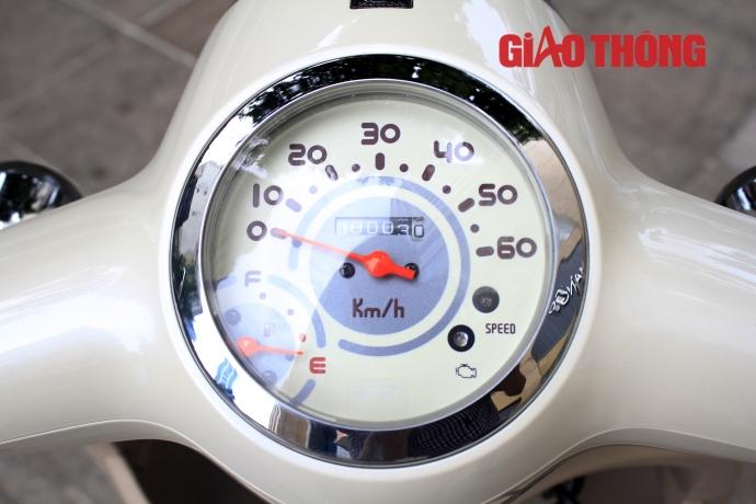 Honda Giorno 2015 xe tay ga danh cho nguoi khong co bang lai - 4