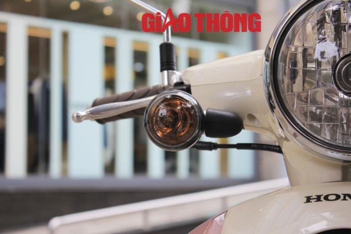 Honda Giorno 2015 xe tay ga danh cho nguoi khong co bang lai - 5