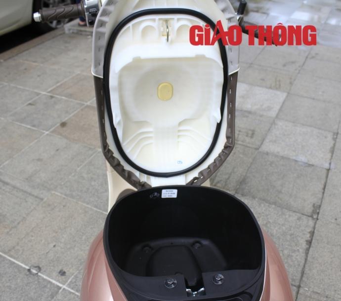 Honda Giorno 2015 xe tay ga danh cho nguoi khong co bang lai - 10