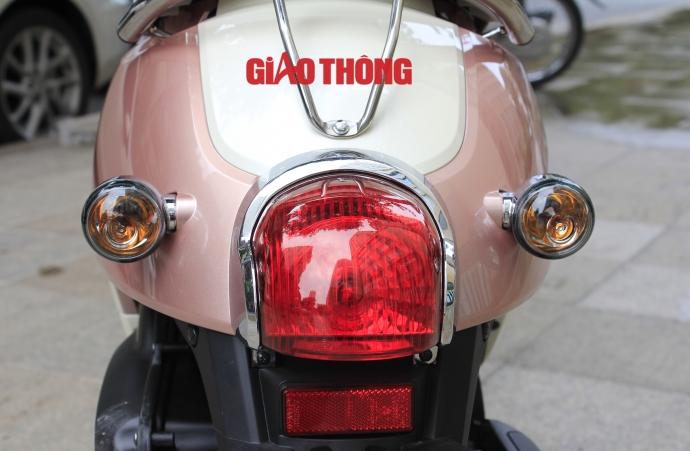 Honda Giorno 2015 xe tay ga danh cho nguoi khong co bang lai - 13