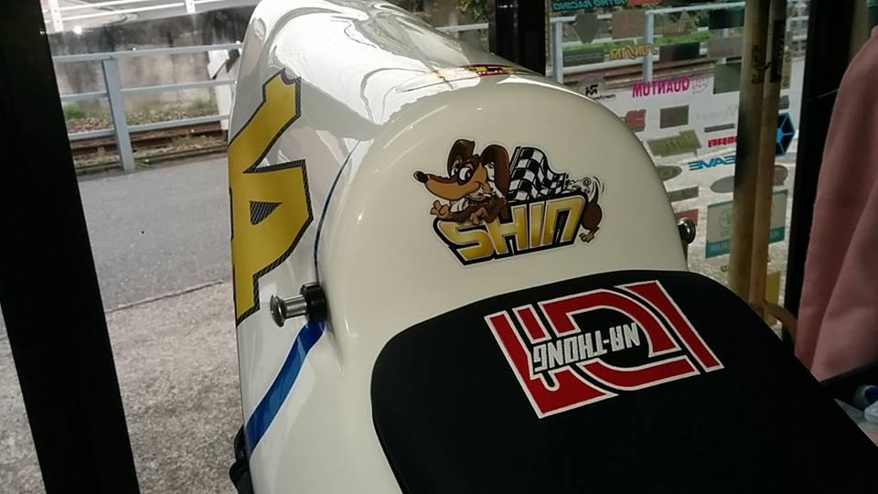 Honda NSR 150SP phien ban do tu biker nguoi nhat - 4