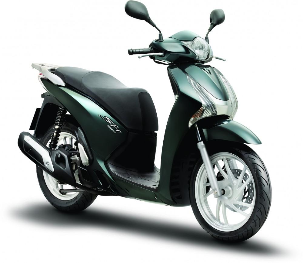 Honda SH 125i150i phien ban moi cung khoa thong minh SMART Key