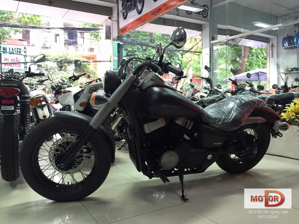 HONDA Shadow Phantom 750 2015 DUC QUANG NGAI - 3