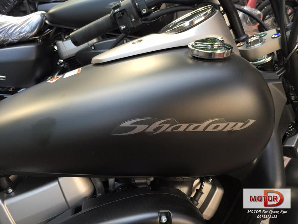 HONDA Shadow Phantom 750 2015 DUC QUANG NGAI - 5
