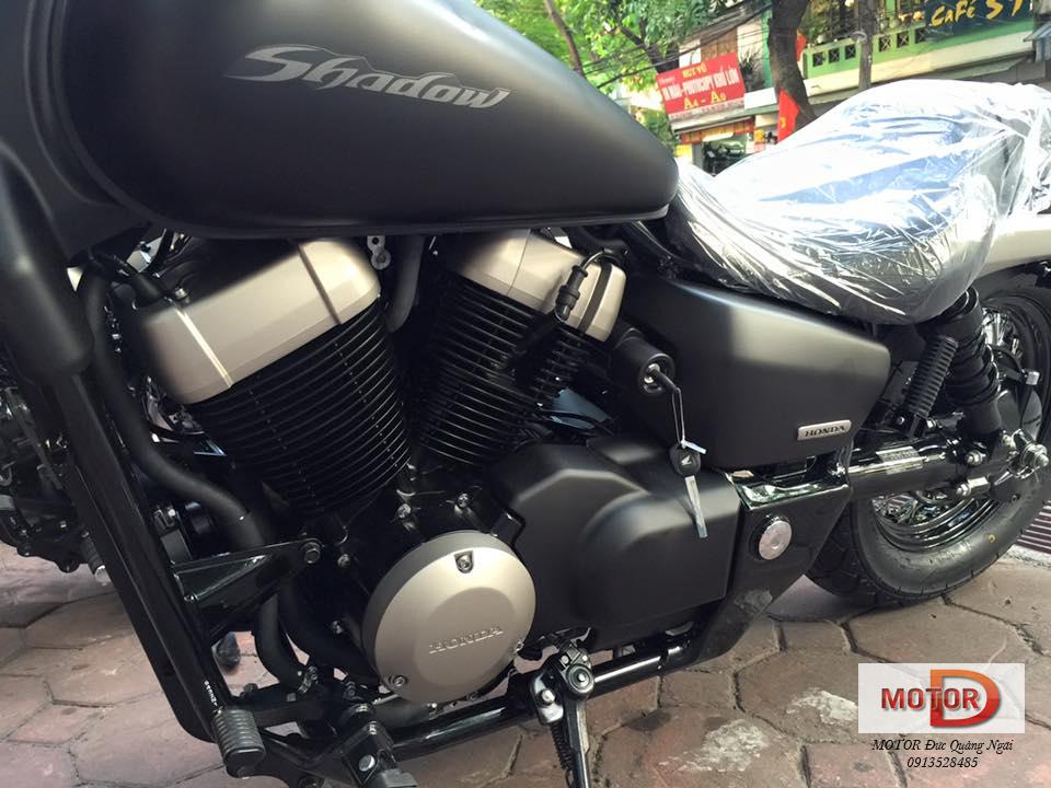 HONDA Shadow Phantom 750 2015 DUC QUANG NGAI - 8