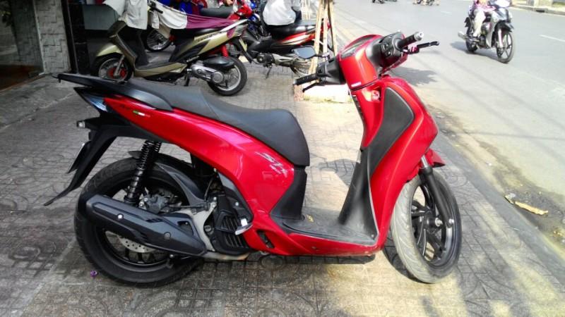 Honda SHi 150cc dk 32014 - 3