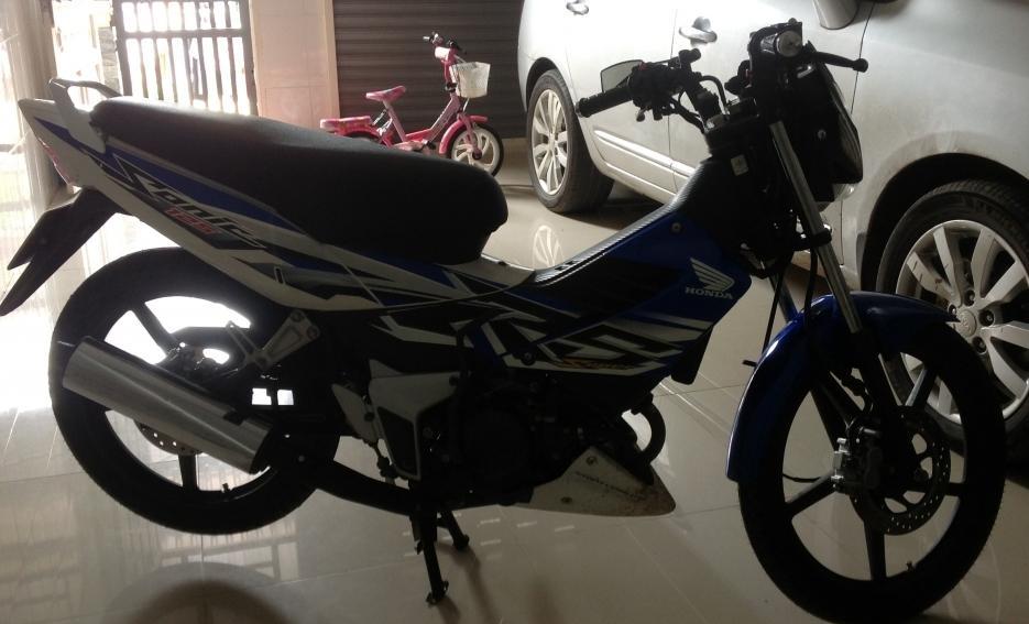 Honda Sonic do day tam huyet cua dan choi Viet
