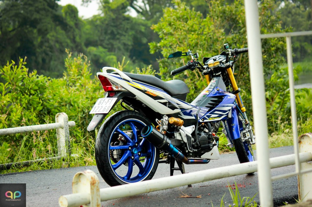 Honda Sonic do day tam huyet cua dan choi Viet - 2