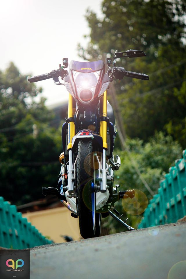 Honda Sonic do day tam huyet cua dan choi Viet - 3