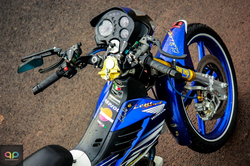 Honda Sonic do day tam huyet cua dan choi Viet - 5