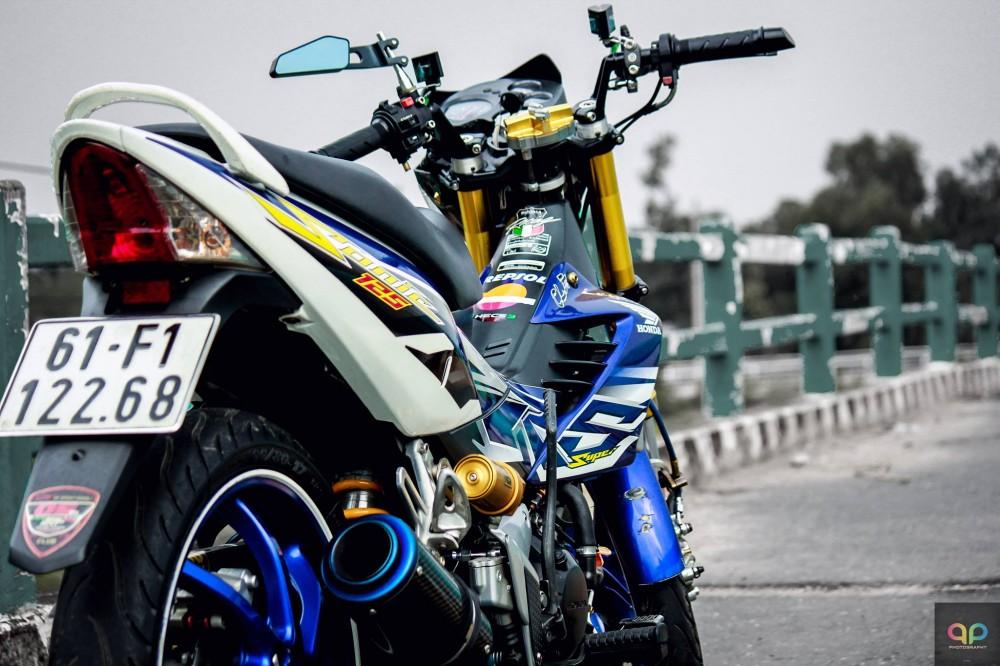 Honda Sonic do day tam huyet cua dan choi Viet - 6