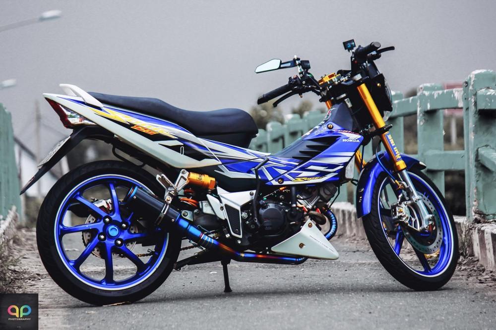 Honda Sonic do day tam huyet cua dan choi Viet - 8