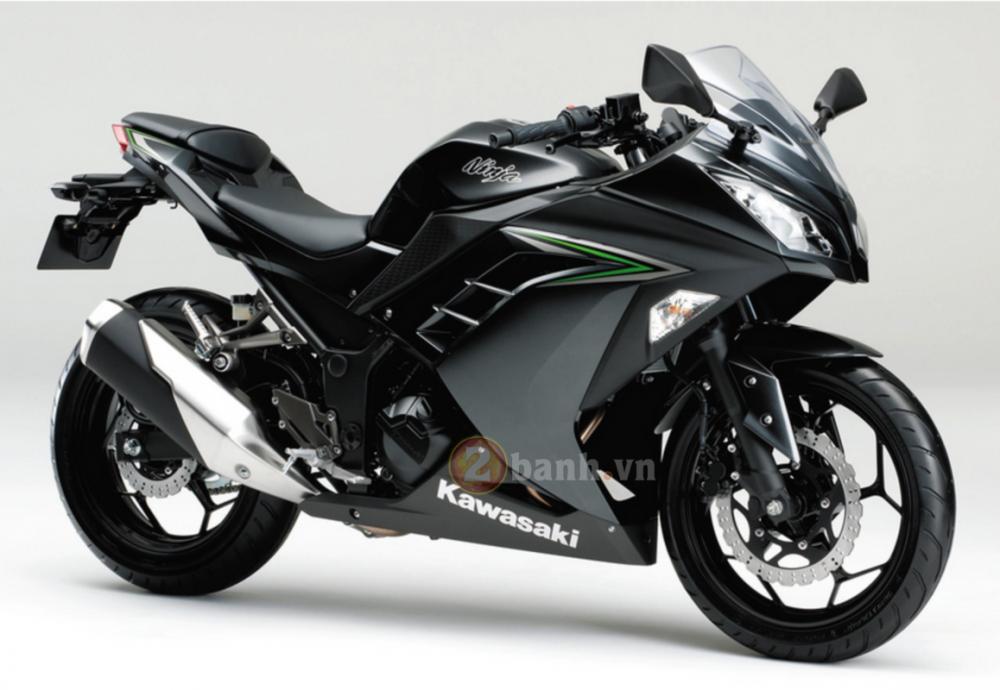 Kawasaki Ninja 250 ra mat phien ban 2016 - 5