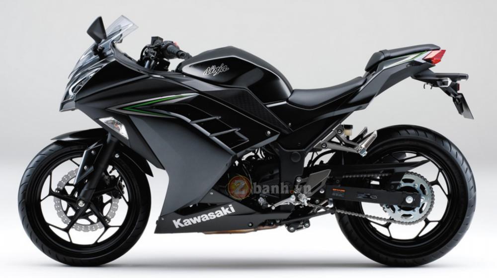 Kawasaki Ninja 250 ra mat phien ban 2016 - 6