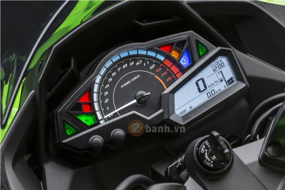 Kawasaki Ninja 250 ra mat phien ban 2016 - 14