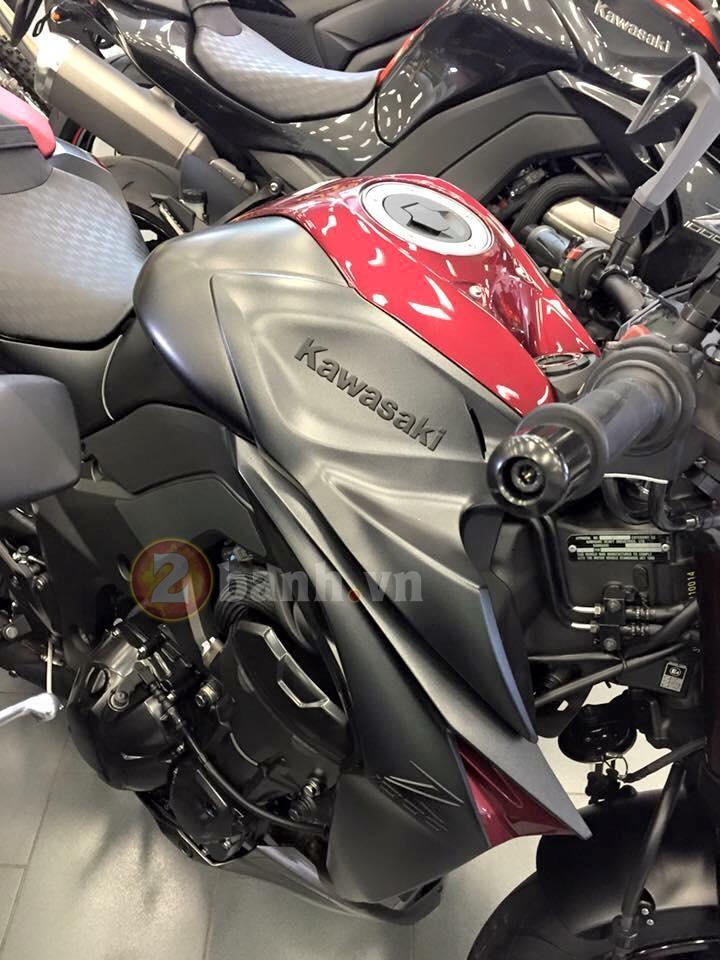 Kawasaki Z1000 2016 da xuat hien tai dai ly phan phoi - 2