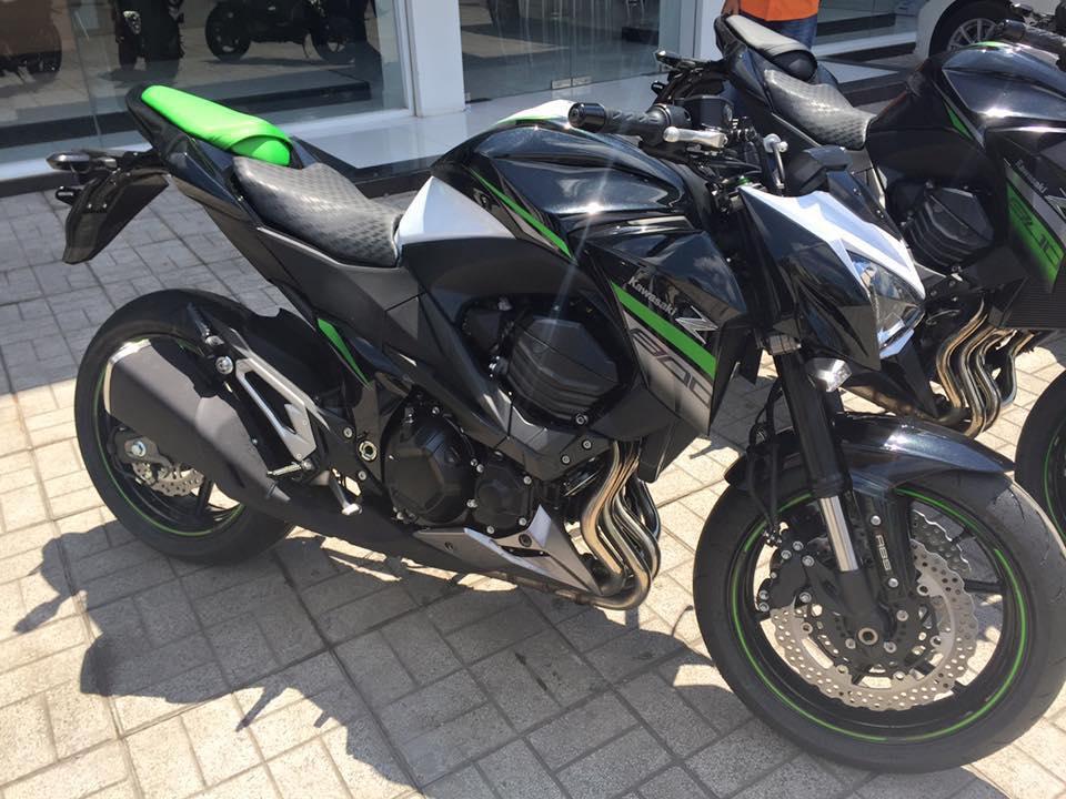 Kawasaki Z800 ABS 2016 chinh thuc duoc ban tai Viet Nam voi gia khong doi - 5