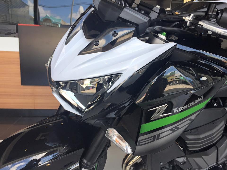 Kawasaki Z800 ABS 2016 chinh thuc duoc ban tai Viet Nam voi gia khong doi - 3