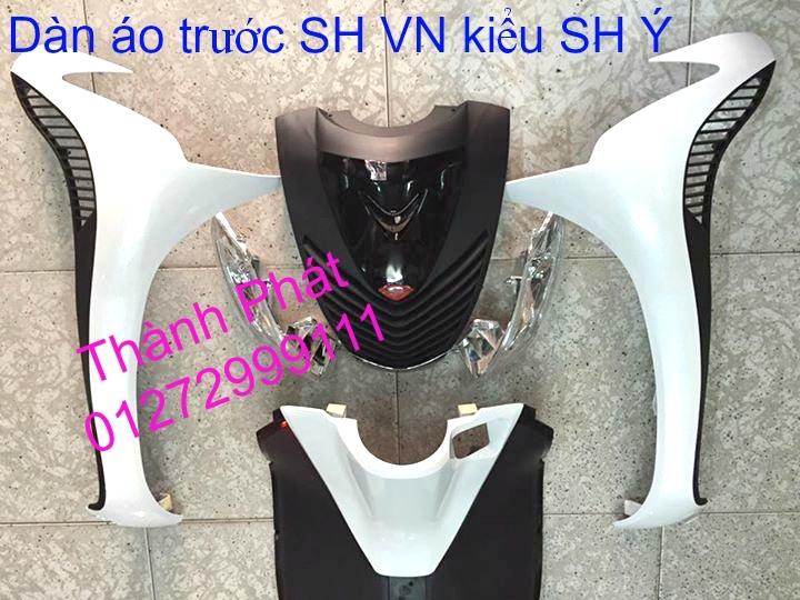 Chuyen Phu tung va do choi SH VN 2013 Gia tot Up 12 7 2015 - 33