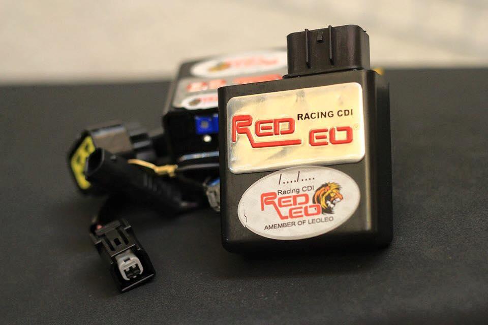 Leo Leo Racing Shop PickBack ECU RED LEO NEW VERSON 2015 gianh cho EX 150i