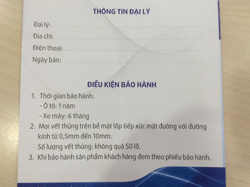 Test thuc te lop chong dinh Perfect Tyre - 6