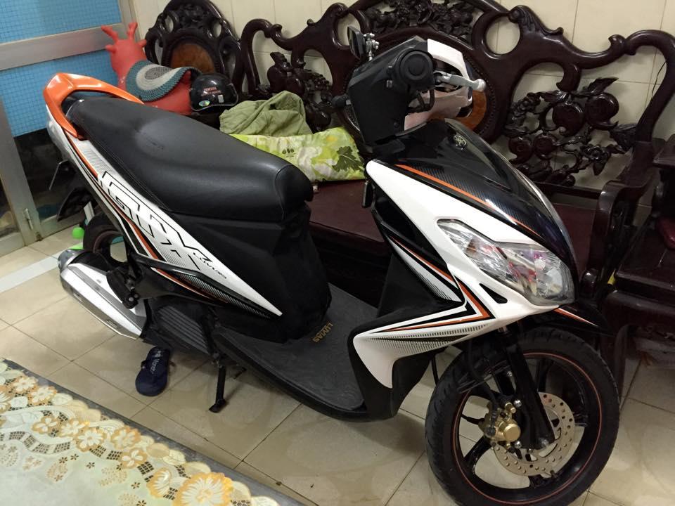 Luvias GTX FI 214 mau Trang Cam moi odo 6605KM