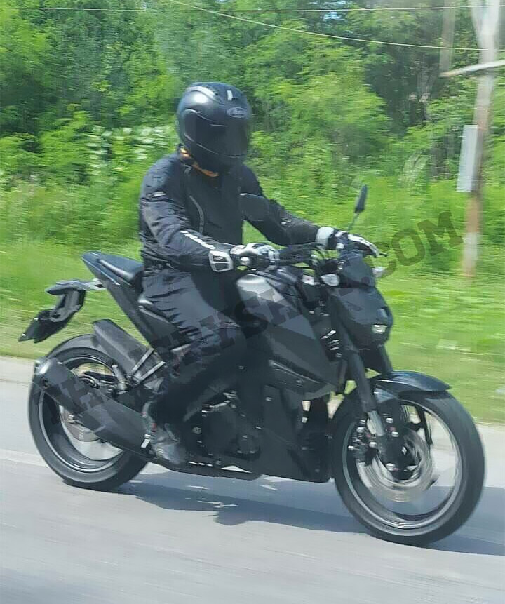 Ly do nao Yamaha Viet Nam khong tung ra ban Fz150i V30 - 2