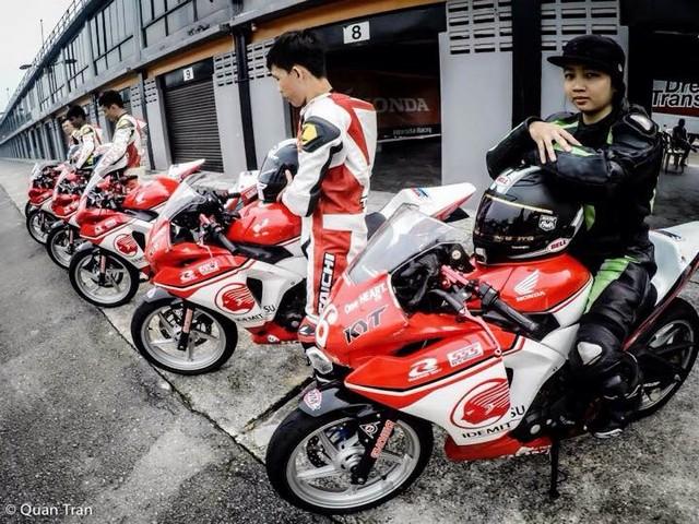 Nu biker 1995 choi xe mo to khien bao anh chang phai ne phuc - 6