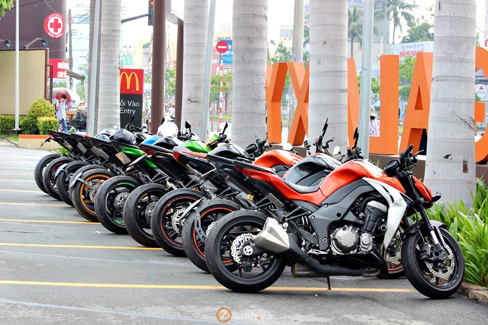 Passion Motor Team cung hanh trinh thien nguyen dau tien - 2