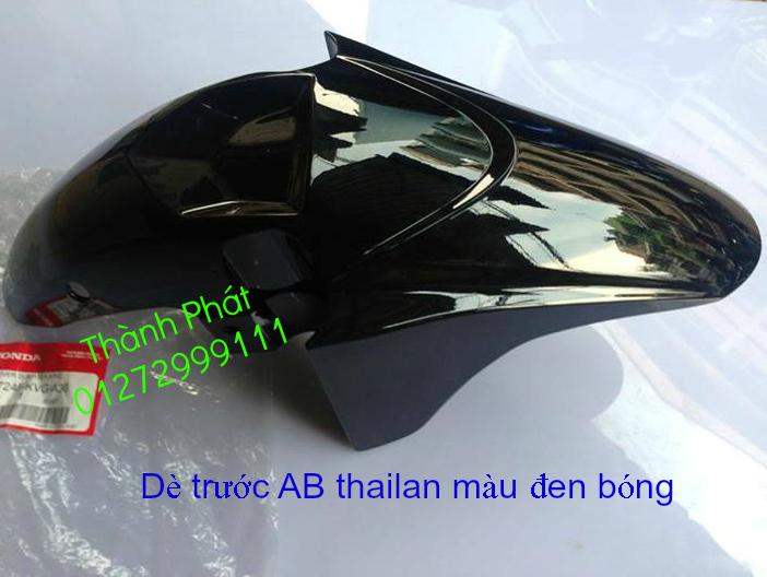 Phu tung AB Thai va VN tu 2007 2011 day du het Dau 2 den Ab Dan ao Tem xe - 26