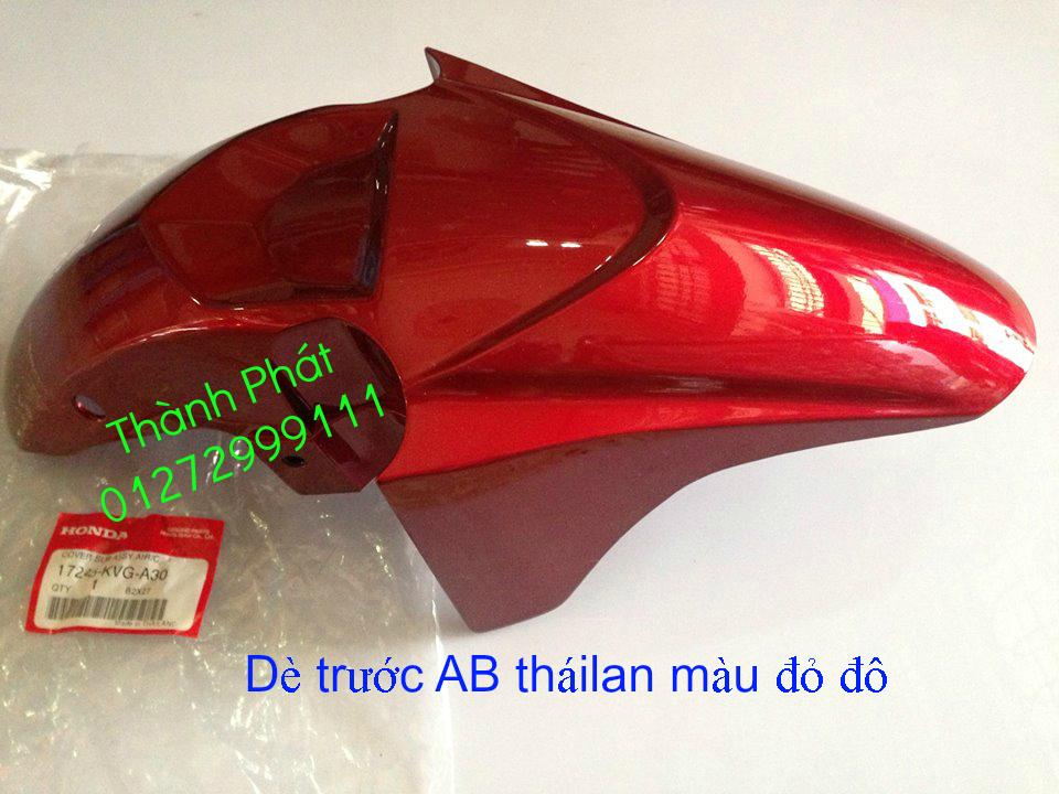 Phu tung AB Thai va VN tu 2007 2011 day du het Dau 2 den Ab Dan ao Tem xe - 27