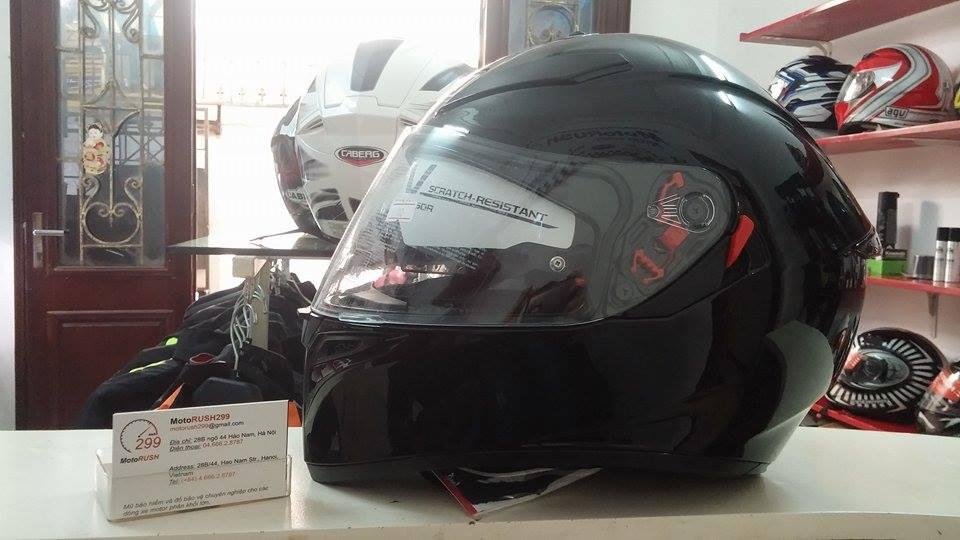 Motorush299 MU AGV HJC CABERG CHINH HANG - 11