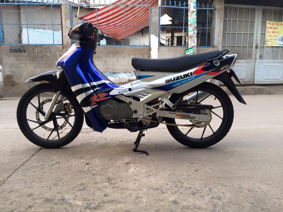 satria 2000 len ken - 3