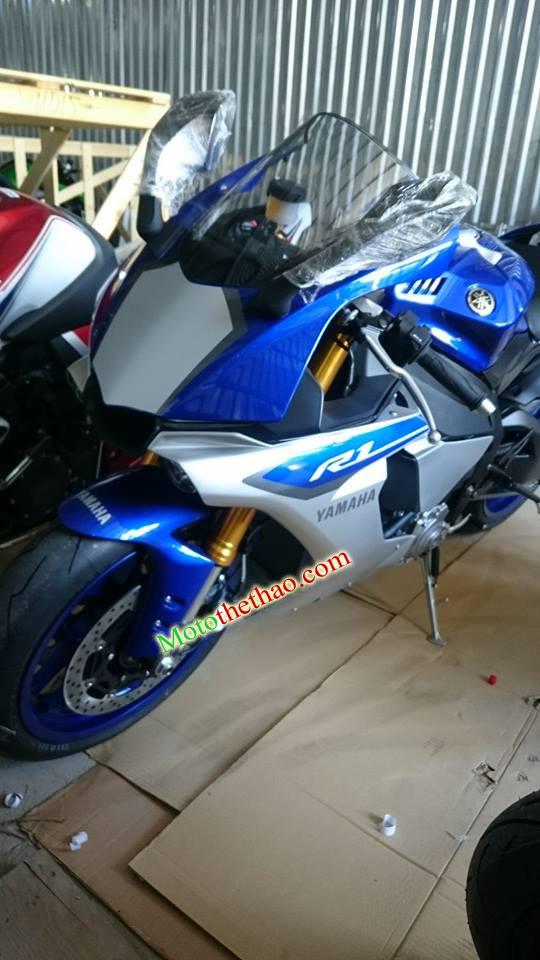 Showrom Motobike Dang cap Yamaha R1 vua ve nong hoi call nhanh Gia sieu tot - 2