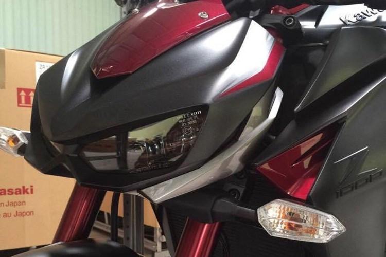 Showroom Moto Ken nhan dat gach Z1000 2016 - 2