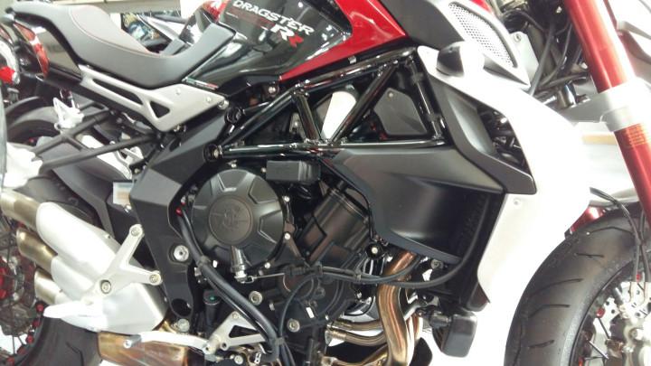 Showroom Moto Ken Sieu Pham Mv Agusta Dragsters 800 Da Cap Ben - 3