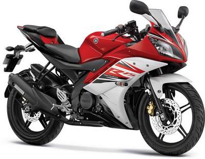 Showroom Motobike khuyen mai Yamaha R15
