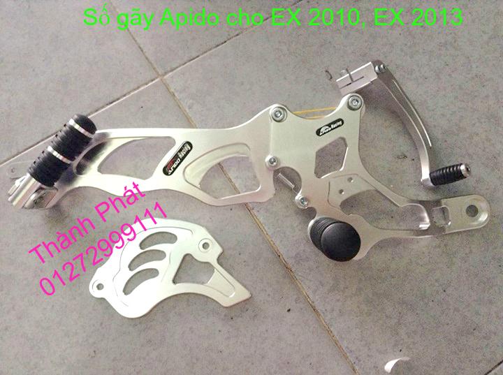 So gay gac chan sau cho Ex150 Ex2011 MSX125 FZ150i Raider KTM DukeUp 1192015 - 13
