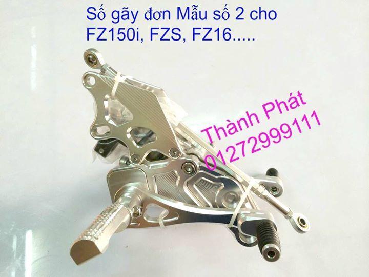 So gay gac chan sau cho Ex150 Ex2011 MSX125 FZ150i Raider KTM DukeUp 1192015 - 31
