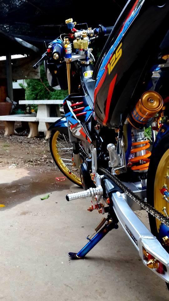 Sonic 125cc full do choi thai tan rang - 2