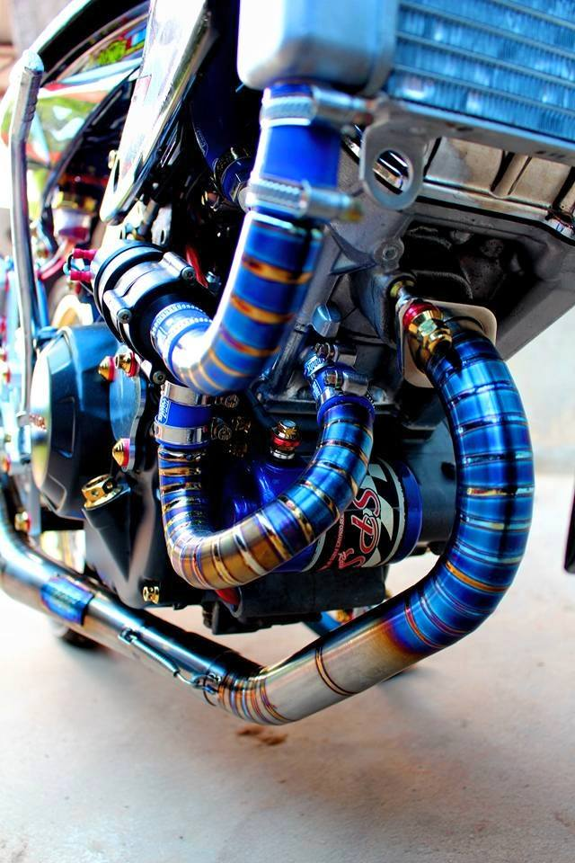 Sonic 125cc full do choi thai tan rang - 5