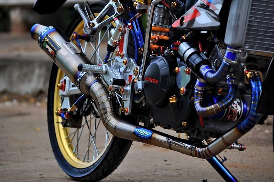 Sonic 125cc full do choi thai tan rang - 8