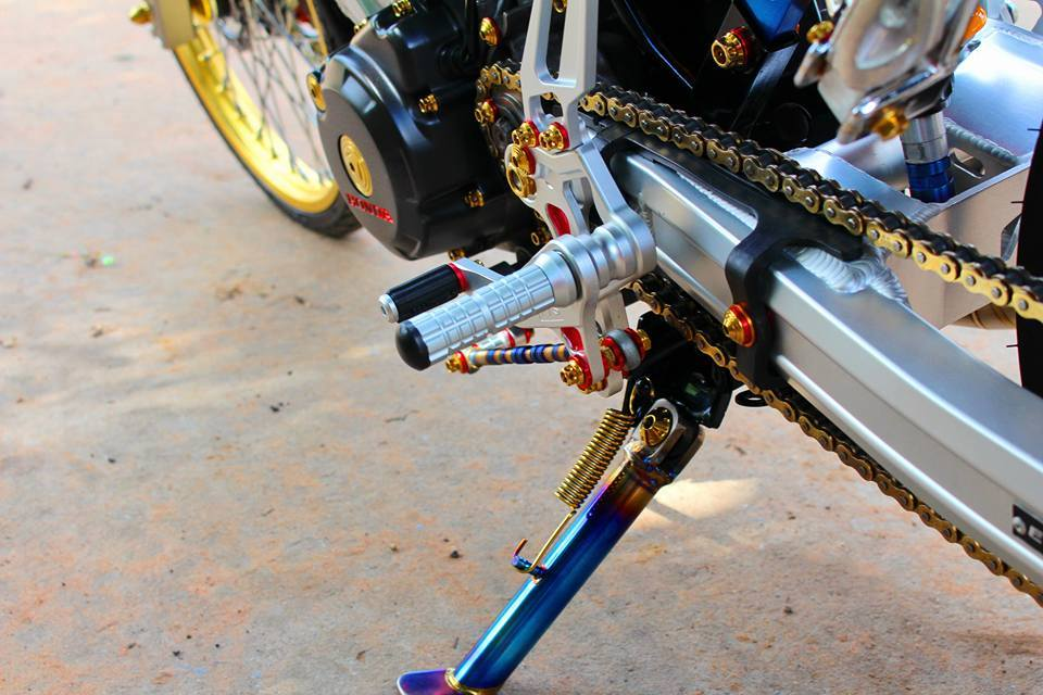 Sonic 125cc full do choi thai tan rang - 9