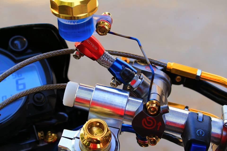 Sonic 125cc full do choi thai tan rang - 10