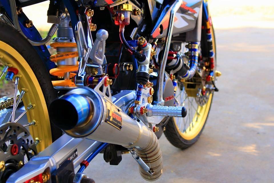 Sonic 125cc full do choi thai tan rang - 12