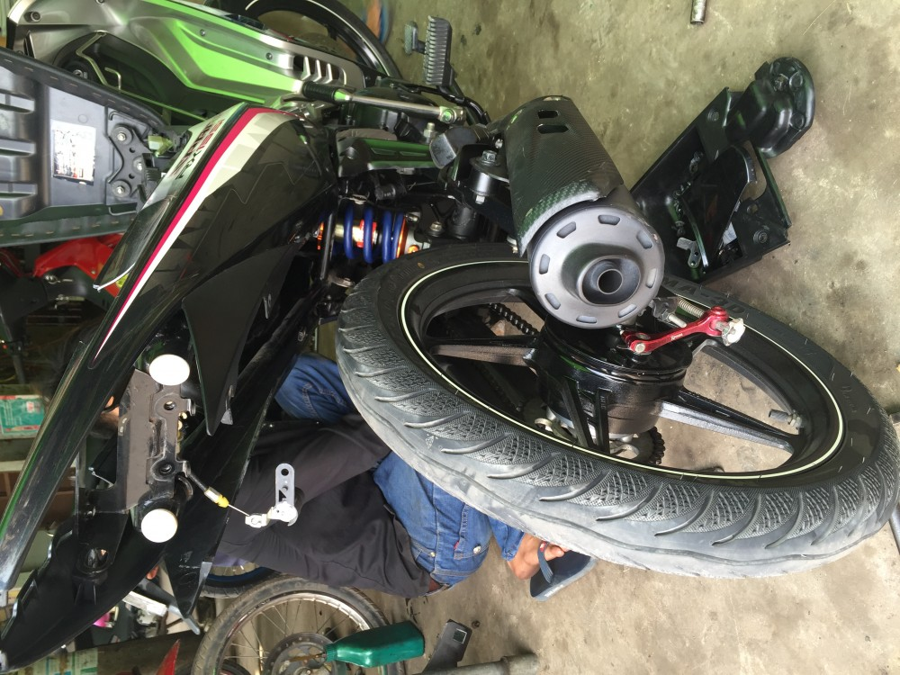 Spark RX135i sv Kien Truc va nhung nguoi ban phuong xa - 20