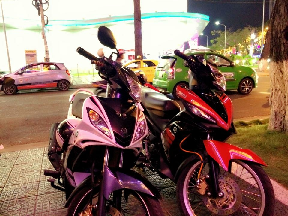 Spark RX135i sv Kien Truc va nhung nguoi ban phuong xa - 22