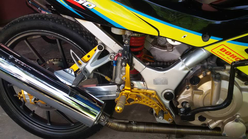 Suzuki Raider 150cc doi cu - 2