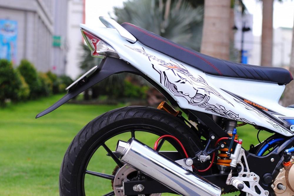 Suzuki Satria F do day dam me va nhiet huyet cua biker Viet - 9