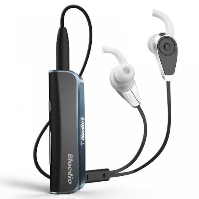 Tai nghe Bluetooth Bluedio Chinh hang Gia re nhat - 3